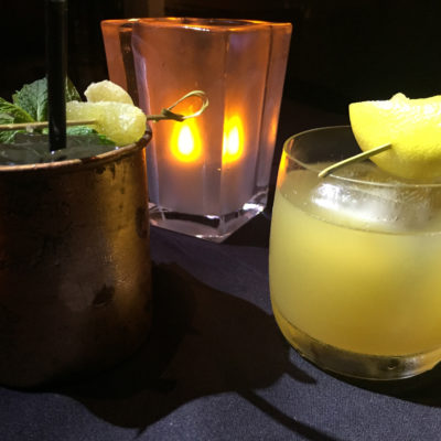 Chaya cocktails