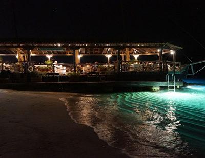 La Balandra, at Harbour Village Beach Club; photo by Richard Bilow; courtesy of ETG