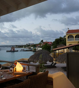 Dutch Caribbean, Bonaire: Ingridients Restaurant, Buddy Dive Resort