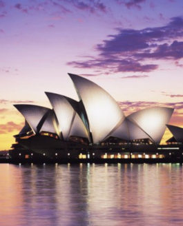 Australia: Sydney, The Arts