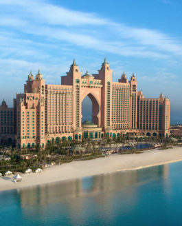 Dubai: Atlantis The Palm