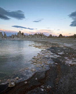 California: Eastern Sierras, Mono Lake