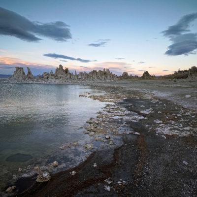 Mono Lake; photo by Richard Bilow