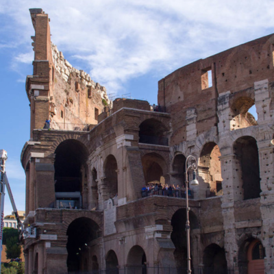 Colosseum, courtesy of Walks of Italy