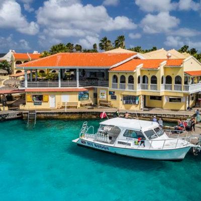 Photo Buddy Dive Resort, courtesy of Bonaire Tourism