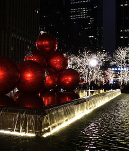 New York City Celebrates the Holidays!