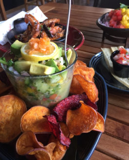 California: Playa Del Rey, Sol Cocina Happy Hour