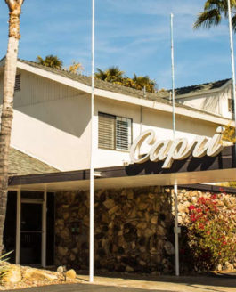 California: Ojai, The Capri Hotel
