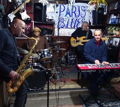 Paris Blues, Les Goodson Soul Jazz Band