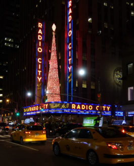 New York City Celebrates the Holidays!