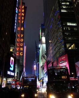 NYC: Holiday Shopping