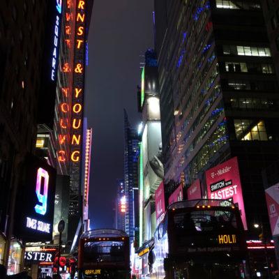 New York City vertical; photo by Richard Bilow; courtesy of ETG