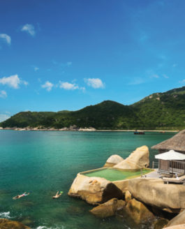 Vietnam: Six Senses Ninh Van Bay Resort
