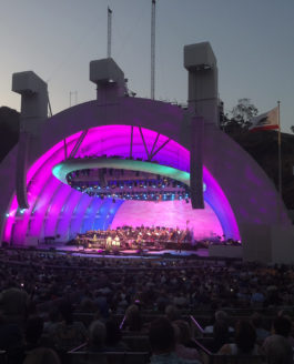 California: LA, Hollywood Bowl in LA