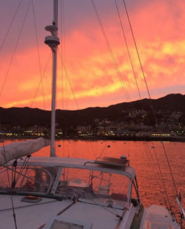 California: Catalina Adventure Sailing