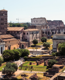 Italy: Rome, Walks of Italy Tours