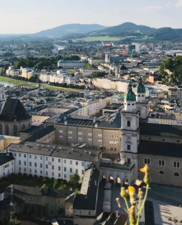 Austria: Salzburg, the Arts