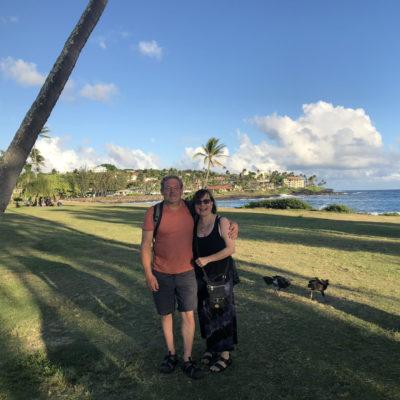 Richard Bilow and Kathy Leonardo