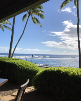 Hawaii: Kauai Happy Hours with a View