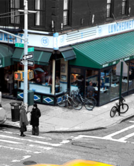 New York: NYC, EJ's Luncheonette