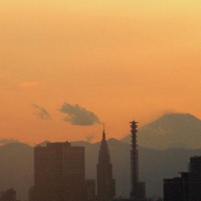 Fugi at Dawn; Photo by Gregg Chadwick; Courtesy of ETG
