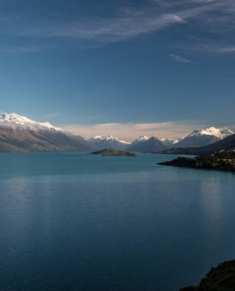 New Zealand: South Island, Aro Hā,