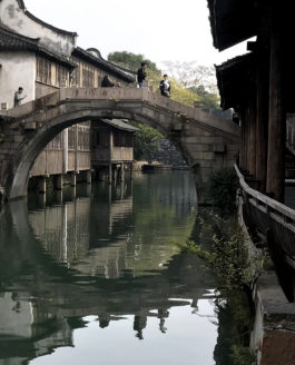 China: Wuzhen Water Town