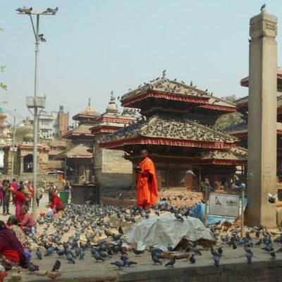 Kathmandu Durbar Square; photo by Michelle Page