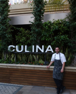 Interview: Chef de Cuisine Luca Moriconi, Culina, Four Seasons Beverly Hills