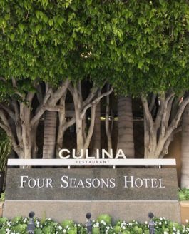 Review: Four Seasons, Culina & Vinoteca