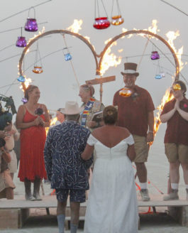 Love Comes Full Circle at Burning Man