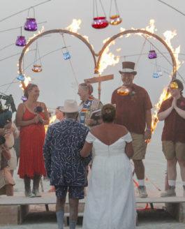 Love Comes Full Circle at Burning Man