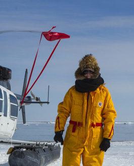 """J.J. L'Heureux: """"Shackleton's Stove"""""""