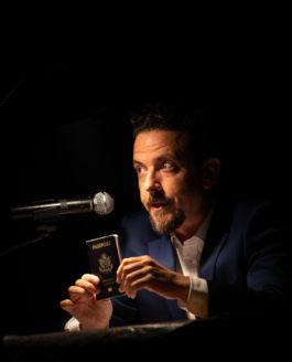 Interview: Performer, Writer, Director, Thaddeus Phillips
