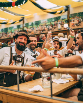 Germany: Munich, Oktoberfest