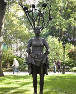 NYC: Public Art, Alison Saar