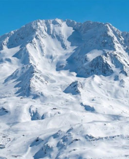 France: Val Thorens, Skiing, Ice Diving, Snowshoeing, etc.