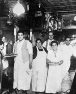 New York City's Historic Italian Restaurants