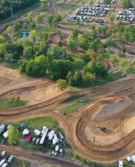 Michigan: Millington, Motocross Tracks