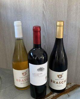 Review: VeroTalk, Braschi Wines, Chef Riccardo Severi